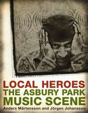 Local Heroes: The Asbury Park Music Scene
