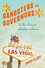 Gangsters to Governors: The New Bosses of Gambling in America