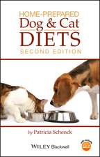 Home–Prepared Dog and Cat Diets