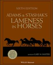Adams and Stashak's Lameness in Horses [With DVD]:  Capture Processes and Conservation Challenges