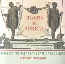 Tigers in Africa:  Stalking the Past at the Cape of Good Hope