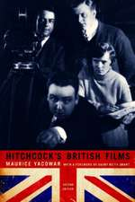 Hitchcock's British Films