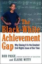 THE BLACK-WHITE ACHIEVEMENT GA