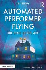 Automated Performer Flying