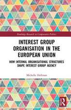 Interest Group Organisation in the European Union