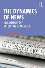 Dynamics of News
