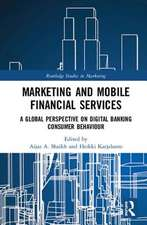 Marketing and Mobile Financial Services