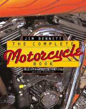 """The Complete Motorcycle Book: """""""""""