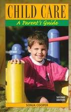 Cooper, S:  Child Care