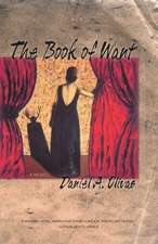 The Book of Want: A Novel