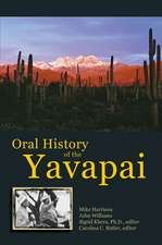 Oral History of the Yavapai