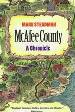 McAfee County