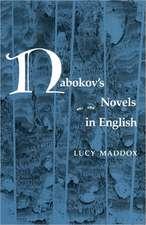 Nabokov's Novels in English