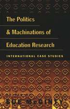 The Politics and Machinations of Education Research