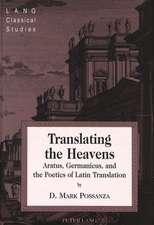 Translating the Heavens