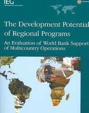 Gwin, C:  The Development Potential of Regional Programs