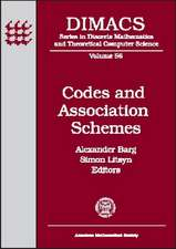 Codes and Association Schemes
