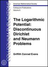 The Logarithmic Potential