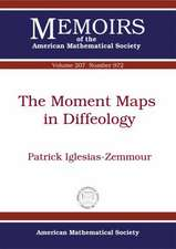 Iglesias-Zemmour, P:  The Moment Maps in Diffeology