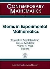 Gems in Experimental Mathematics