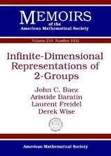Infinite-Dimensional Representations of 2-Groups