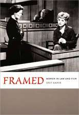 Framed:  Women in Law and Film