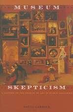 Museum Skepticism