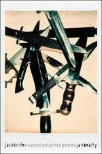Jackknife: New and Selected Poems