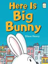 Here Is Big Bunny