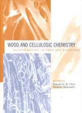 Wood and Cellulosic Chemistry, Revised, and Expanded