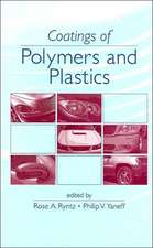 Coatings of Polymers and Plastics