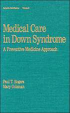 Medical Care in Down Syndrome