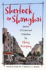 Wong: Sherlock in Shanghai Cloth