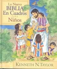 La Nueva Biblia En Cuadros Para Ninos = New Bible in Pictures for Little Eyes