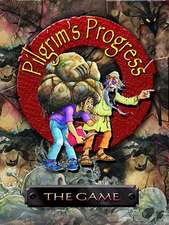 Pilgrim's Progress:  The Game [With 1 Giant Die and 20 Pilgrims Progess Cards/16 Pilgrims Despair Card and Clear Plastic Stands/P