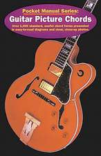 Pocket Manual Series - Guitar Picture Chords