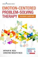 Emotion-Centered Problem-Solving Therapy: Treatment Guidelines