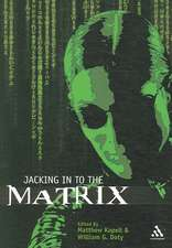 Jacking In To the Matrix