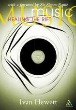 Music: Healing the Rift