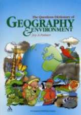 Questions Dictionary of Geography and Environment