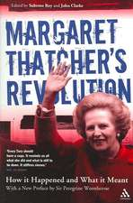 Margaret Thatcher's Revolution