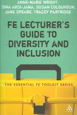 Fe Lecturer's Guide to Diversity and Inclusion:  An Analysis of Xhosa English