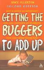 Getting the Buggers to Add Up 2nd Edition