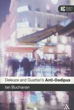 Deleuze and Guattari's 'Anti-Oedipus': A Reader's Guide
