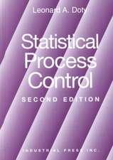STATISTICAL PROCESS CONTROL