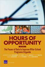 Hours of Opportunity