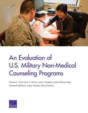 EVALUATION OF US MILITARY NON