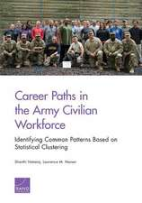 CAREER PATHS IN THE ARMY CIVILPB