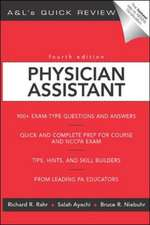 Appleton & Lange's Quick Review:  Physician Assistant