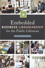 Alvarez, B:  Embedded Business Librarianship for the Public
